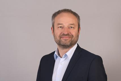 Thomas Fahner Vice President Global Operations Mitglied der Geschäftsleitung