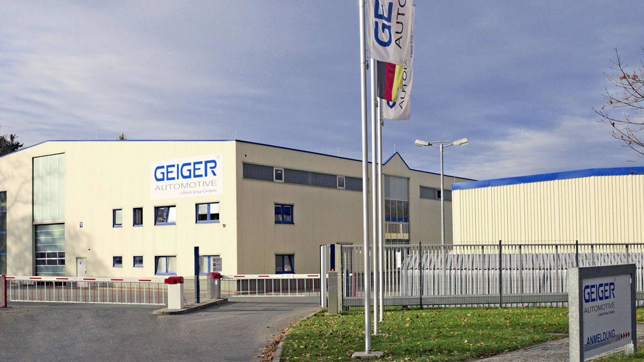 Geiger Automotive Werk Tambach