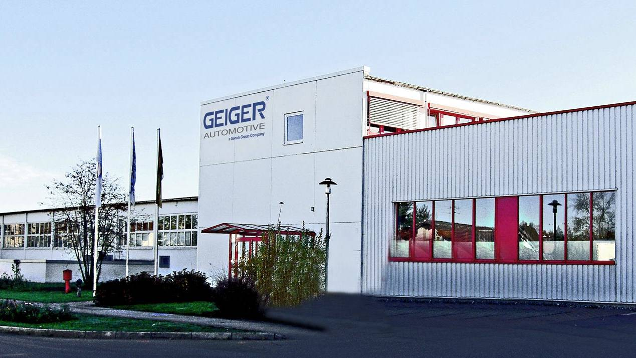 Geiger Automotive Werk Ziemetshausen