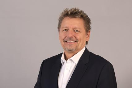 Richard Metzler Vice President Global Engineering Mitglied der Geschäftsleitung
